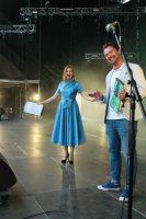 Выступления на главной сцене
